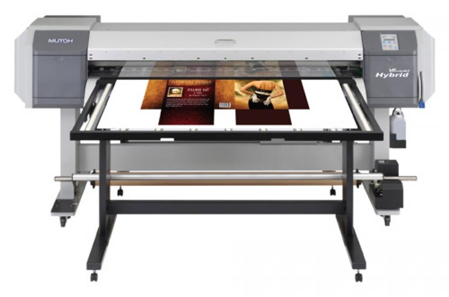 Valuejet Hybrid 1617h 64 Eco Solvent Printer